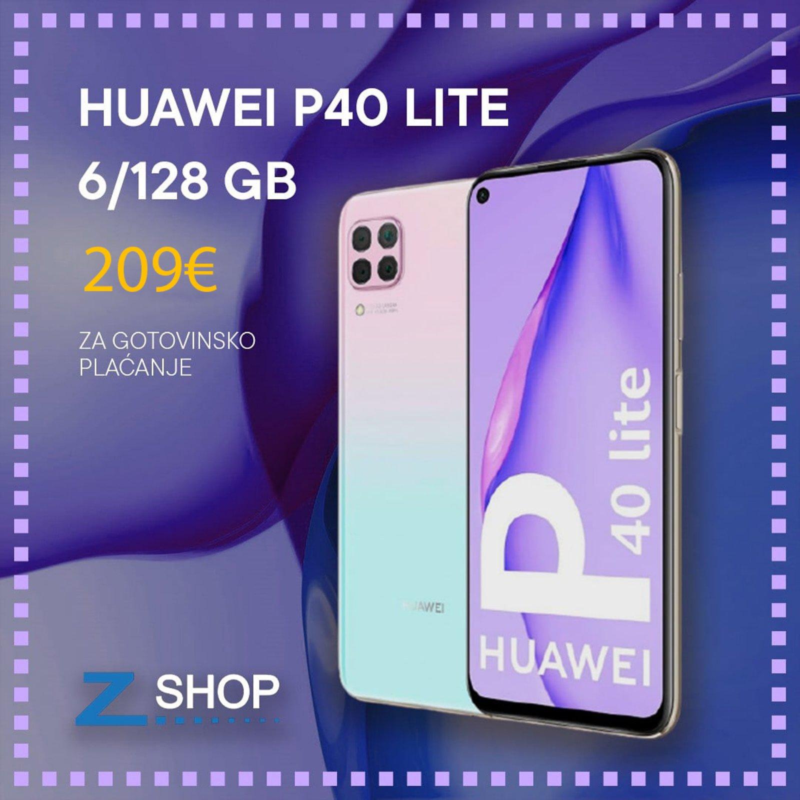 Huawei P40 Lite 6/128 GB