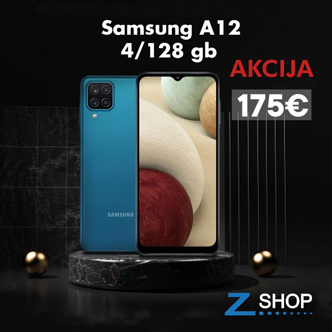 Samsung A12 4/128 GB
