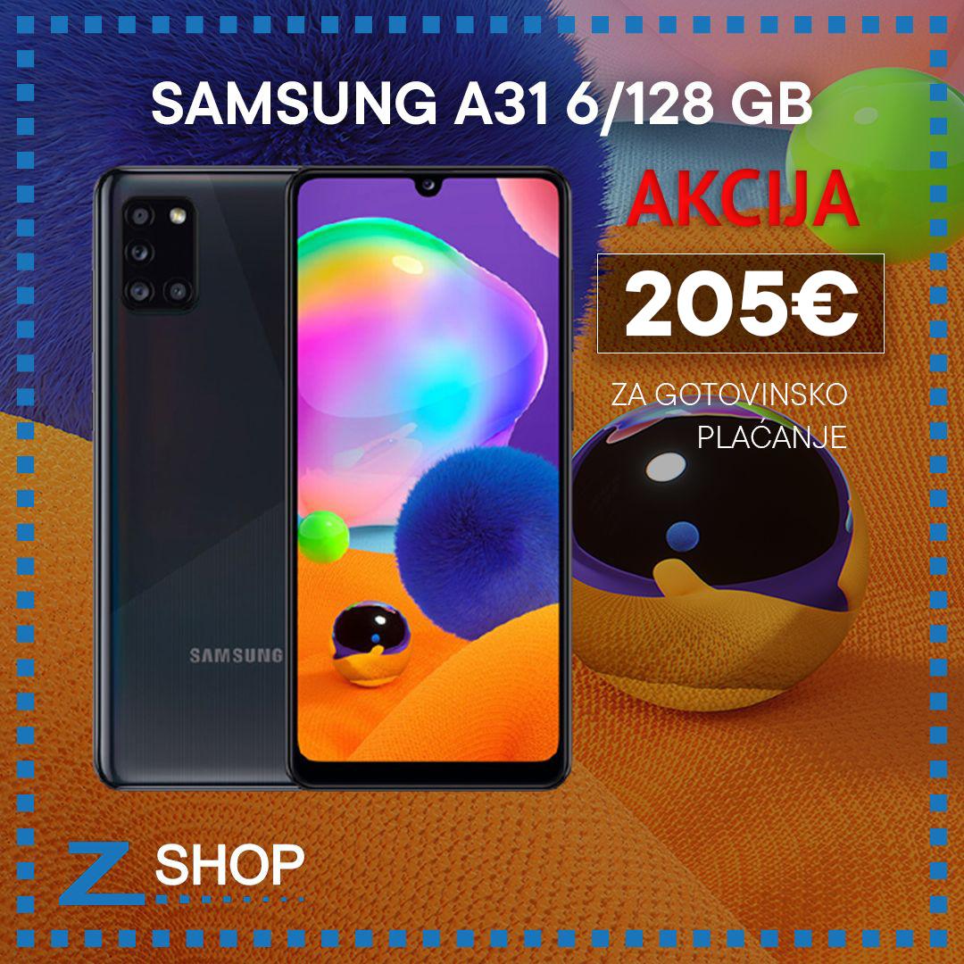 Samsung A31 6/128 GB