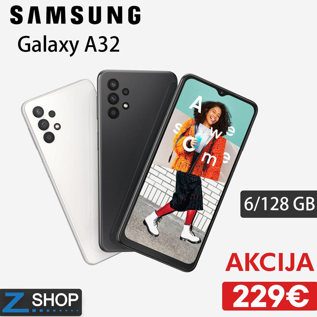 Samsung A32 6/128 GB