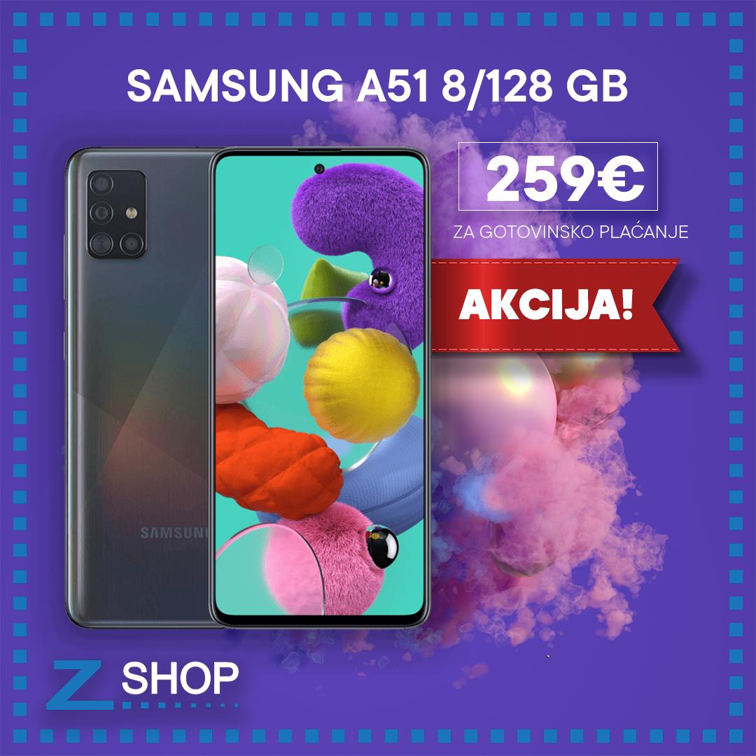 Samsung A51 8/128 GB