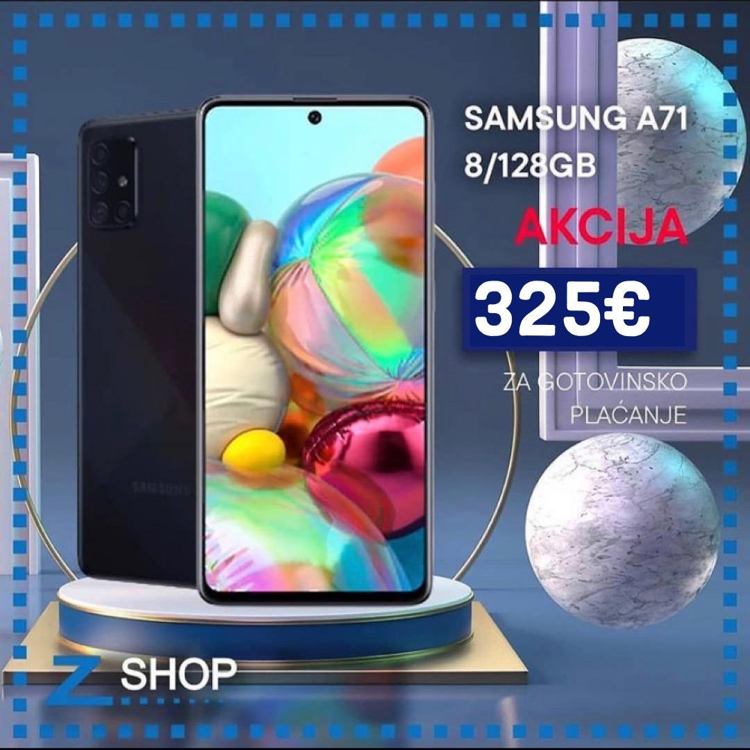 Samsung A71 8/128 GB