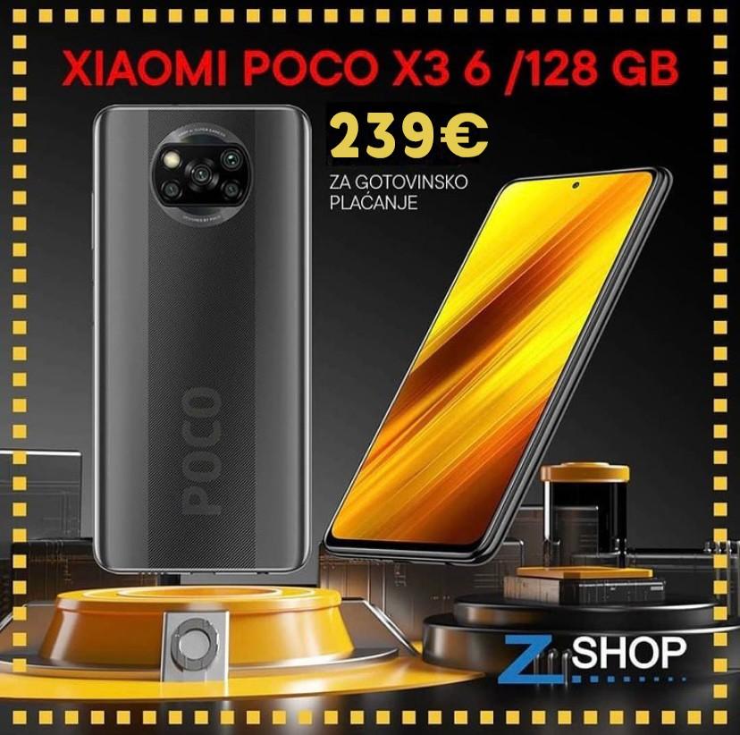 Xiaomi Poco X3 6/128 GB