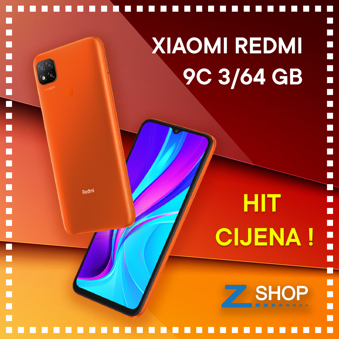 Xiaomi Redmi 9 C 3/64 GB