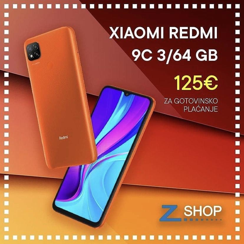 Xiaomi Redmi 9C 3/64 GB