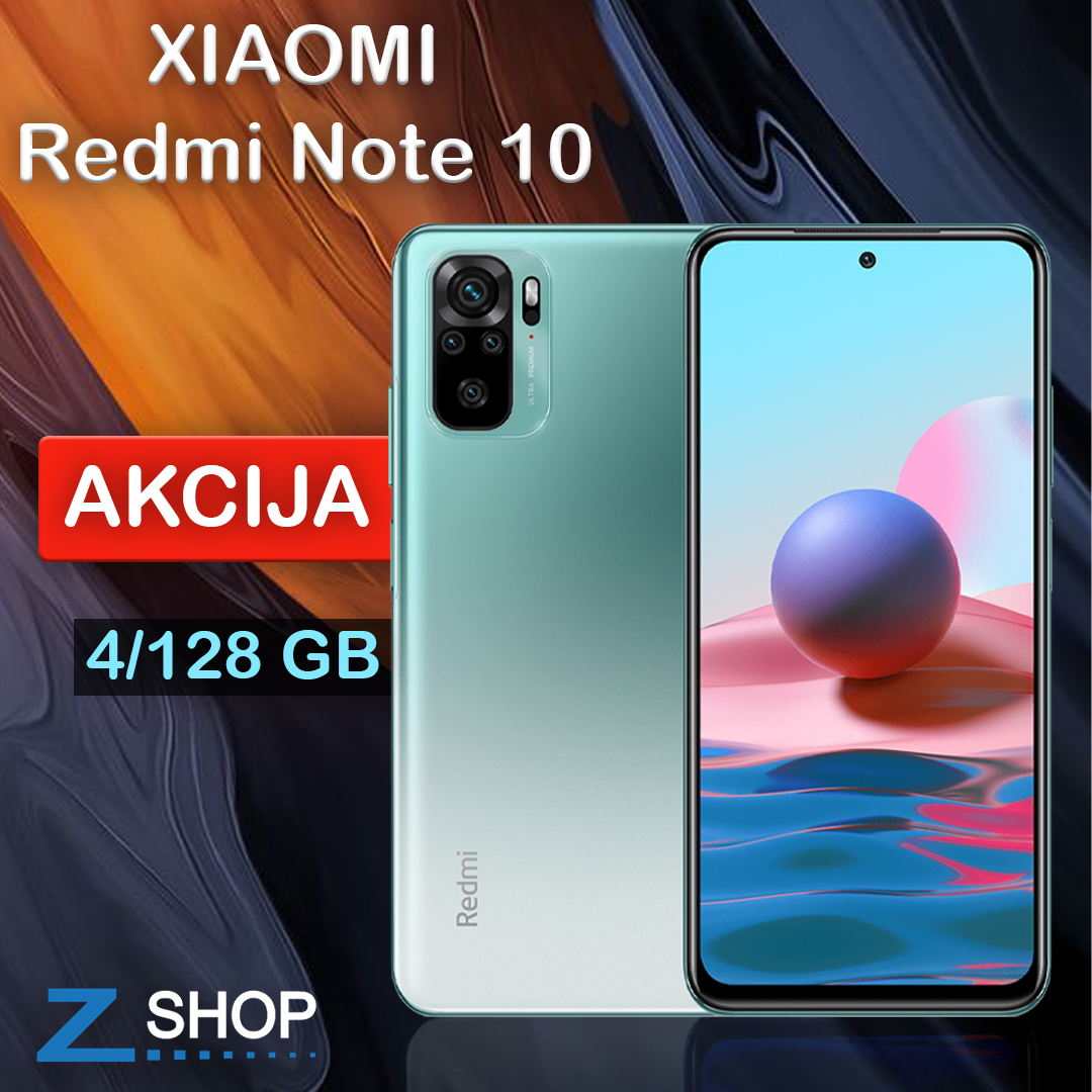 Xiaomi Redmi Note 10  4/128 GB